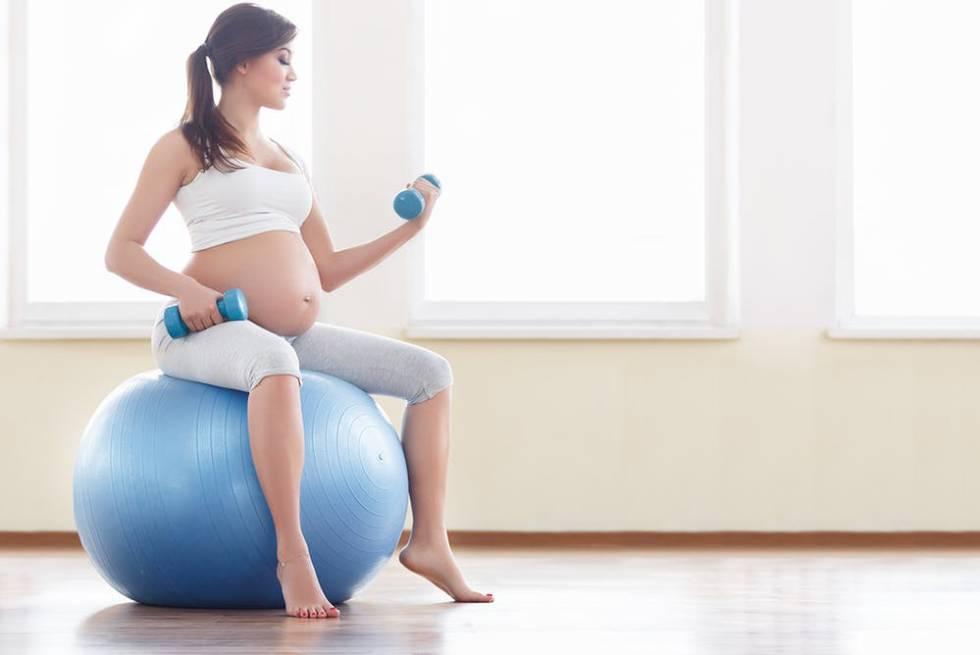 Ejercicios y Embarazo